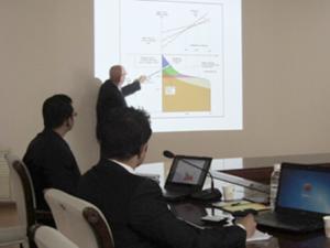 Kick-off Presentation, Mongolia Energy Sector Development Plan, Ulan Bator, Mongolia